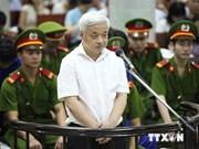 Procès ACB : Nguyen Duc Kien fait appel