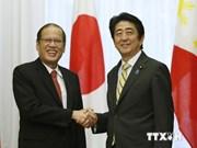 Le Japon et les Philippines soulignent le recours au droit pour régler les différends