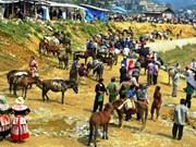 Développement du tourisme à Bac Hà