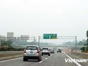 Mise au trafic d'un tronçon de la voie express Noi Bai-Lao Cai