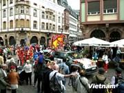 Le Vietnam à la fête des cultures à Francfort-sur-le-Main