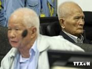 La communauté internationale continue de soutenir le jugement des Khmers rouges