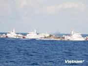 Mer Orientale : les navires chinois continuent de perturber les bateaux de pêche vietnamiens