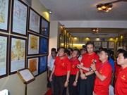 Souveraineté : exposition sur Hoang Sa et Truong Sa à Quang Ngai