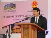 Inauguration d'une exposition sur le Vietnam et son peuple à Perth