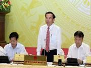 Mer Orientale: Le Vietnam a pris diverses mesures socio-économiques