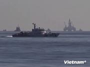 Mer Orientale: la Chine augmente le nombre de bâtiments militaires