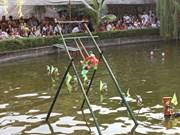 Le théâtre de marionnettes sur l'eau : exploiter ses qualités et ses valeurs