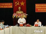Kon Tum engagée à redoubler d'efforts contre la pauvreté