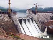 Modernisation de la centrale hydroélectrique de Thac Mo