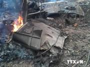 Seize morts dans le crash d'un hélicoptère militaire