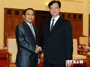 Vietnam-Laos : la coopération dans l'inspection se renforce