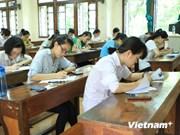 Plus de 570.000 candidats pour la 2e phase du concours d'entrée à l'université