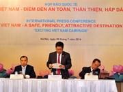Le Vietnam lance une campagne de promotion du tourisme