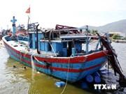 Protection de six pêcheurs arrêtés par la Chine