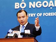 Le Vietnam salue une résolution américaine