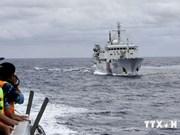 La Chine maintient six navires militaires pour protéger sa plate-forme pétrolière
