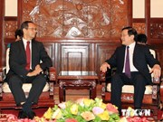 Le Vietnam et les Pays-Bas cultivent leurs relations