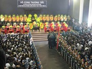Crash d'hélicoptère : Obsèques solennelles des soldats sacrifiés