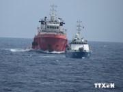Tout litige en Mer Orientale doit être réglé de manière pacifique