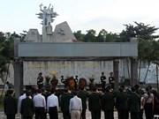 Réhabilitation du cimetière national des martyrs Duong 9