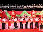 Foire internationale du commerce et du tourisme de Ninh Thuan