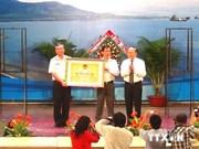 Truong Sa: reconnaissance des stèles prouvant la souveraineté vietnamienne