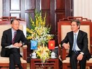 Renforcement de la coopération Vietnam-BM