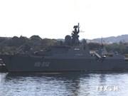 Deux navires modernes pour la 2e zone navale de la Marine