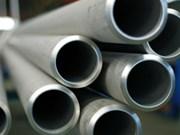 Tubes d'acier pétroliers du Vietnam face à l'accusation de dumping