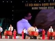 Ouverture du Festival de la Vigne et du Vin de Ninh Thuan