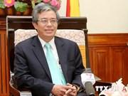 La 4e consultation politique Vietnam-Thaïlande