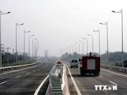 Mise en chantier de l'autoroute Ben Luc-Long Thanh