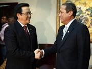 Les relations Vietnam-République dominicaine se renforcent