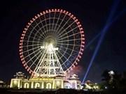 Une roue d'observation géante inaugurée à Da Nang