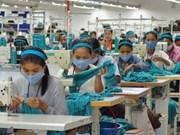 Cambodge: les exportations d'habillement et de chaussures en hausse de 16 %