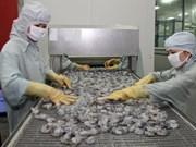 Le delta du Mékong vise 2,6 milliards de dollars d'exportations de crevettes