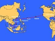 Le câble sous-marin d'AAG sera à nouveau en service le 30 juillet