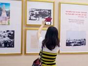 Exposition « Le Président Ho Chi Minh et la mer et les îles du Vietnam »