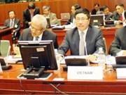 Pham Binh Minh à la Conférence ministérielle ASEAN-UE à Bruxelles