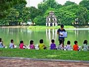 Hanoi - Ville de la paix: 15 ans d'intégration et de développement