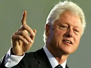 Bill Clinton dénonce la politique chinoise en Mer Orientale