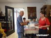 Des Vietnamiens au Canada informés de la situation en Mer Orientale