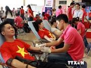 Itinéraire rouge : près de 48.000 d'unités sanguines collectées