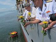 Commémoration de la première victoire de la Marine populaire du Vietnam
