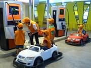 Le boom des aires de jeux pour enfants à Ho Chi Minh-Ville
