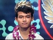 Concours Olympia 2014 : un lycéen de Tien Giang l'emporte
