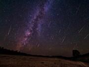 Les Perséides, une des plus belles pluies d'étoiles filantes de l'année