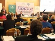Un forum sur le développement de l'ASEAN en Malaisie