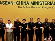 L'ASEAN et la Chine veulent accélérer les consultations sur le COC